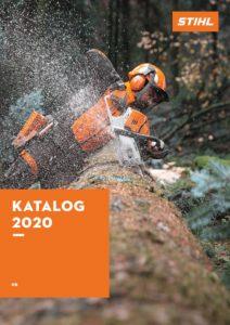 stihl katalog 2020